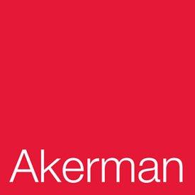 Akerman Sets Record with Revenue Jumping 9 Percent