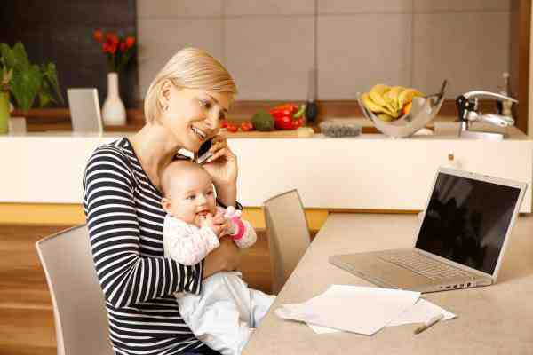Becoming a Mother: Continuing to Care For Your Other Baby...Your Career
