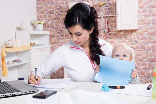 Children, Maternity Leave and Becoming a Partner