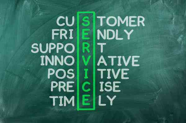 Customer service in the law