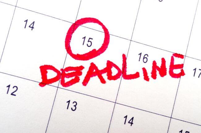 Dewey Extends Clawback Claims Deadline