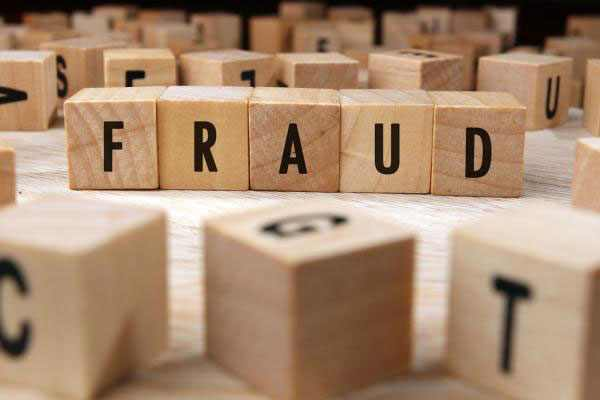 FOS should stop considering cases of alleged fraud