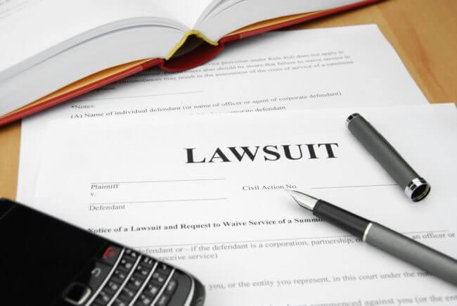 Former Client Sues John Quinn's Law Firm for $100 Million