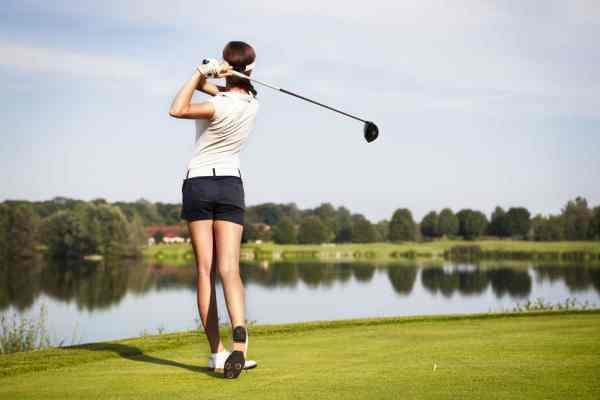 How Golf Found Me