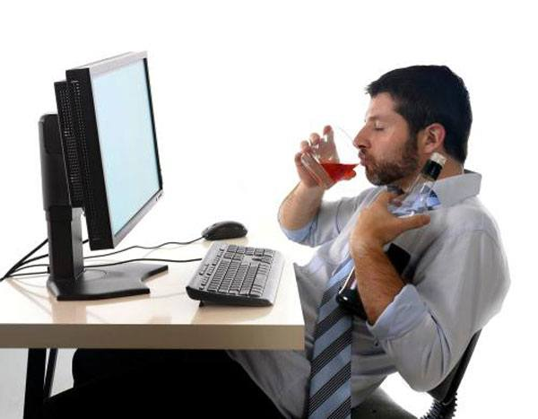 How much drinking is too much for an attorney?