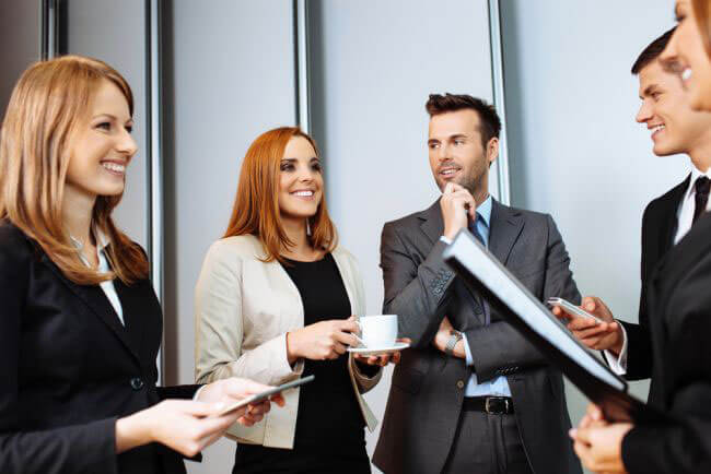 How to Successfully Network in a Law Firm
