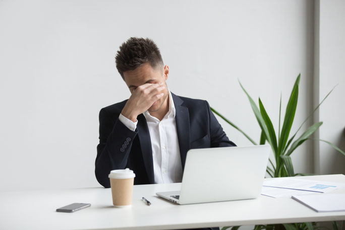 If an Attorney is Exhausted and Cannot Sleep Most Nights Due to Stress What Should they Do?