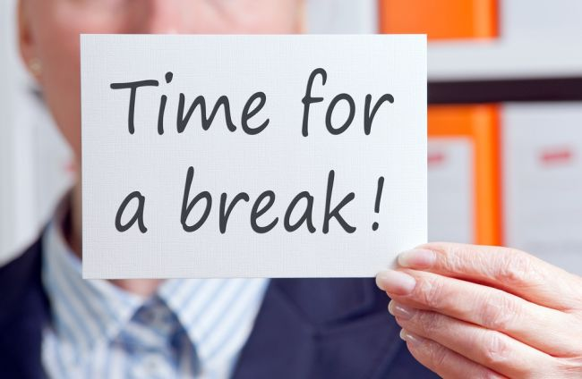 Is taking six months off a good idea before resuming a job search?