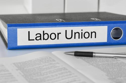 Learn the four reasons that law firms are like blue collar unions.
