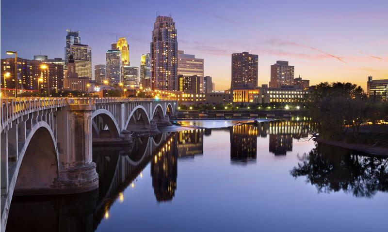 Minnesota - Minneapolis/St. Paul