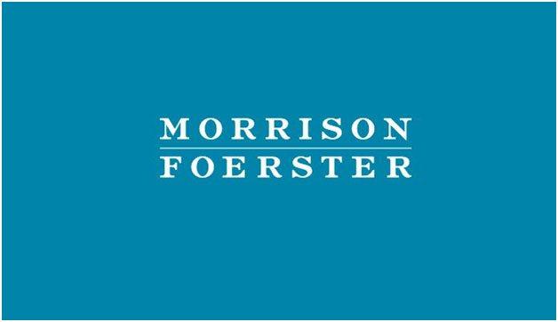 Morrison & Foerster Welcome Financial Services Partner