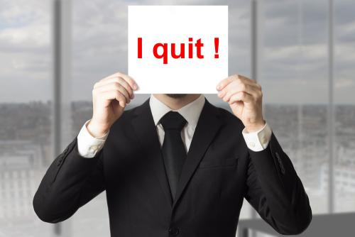 Why Lawyers Should Never Quit an Attorney Job Without Another Legal Job Lined Up: Law Firms With Think You Were Fired, Crazy, Unmotivated and More