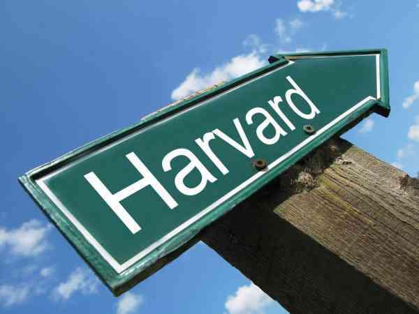 New List Ranks Harvard Number One
