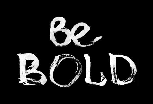 Partners, Be Bold!