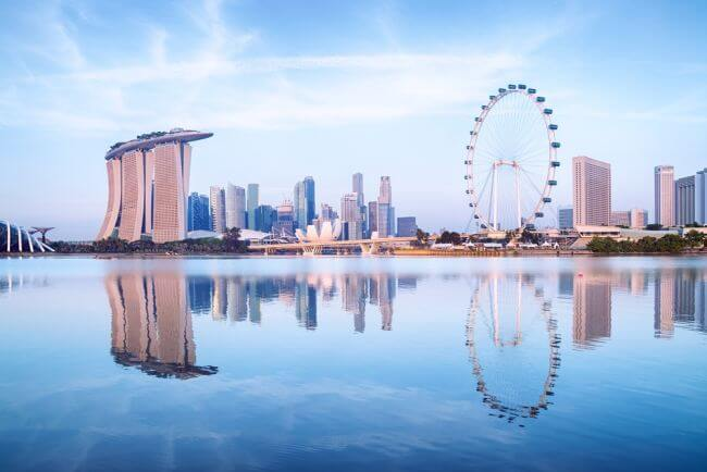 Reed Smith Opens Singapore Office