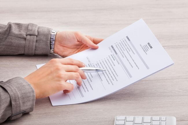 Should a resume be only one-page long?