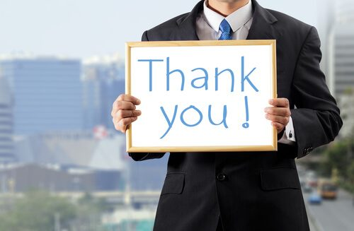 The Interview Post-Mortem: Don't Forget Your Thank You Notes!