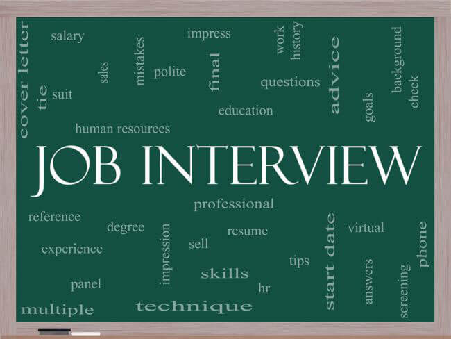 Top 10 Interview Tips for Law Students