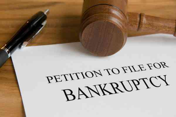 Transitioning to bankruptcy
