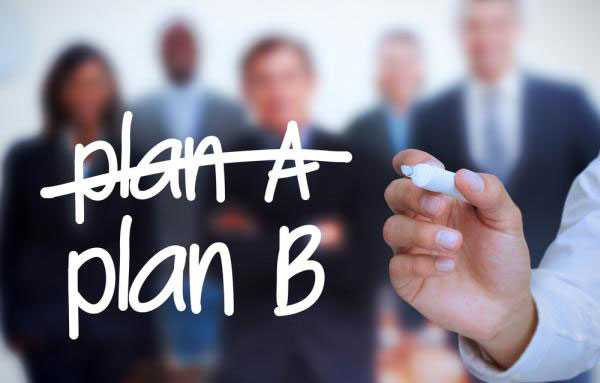 Turning To Plan B