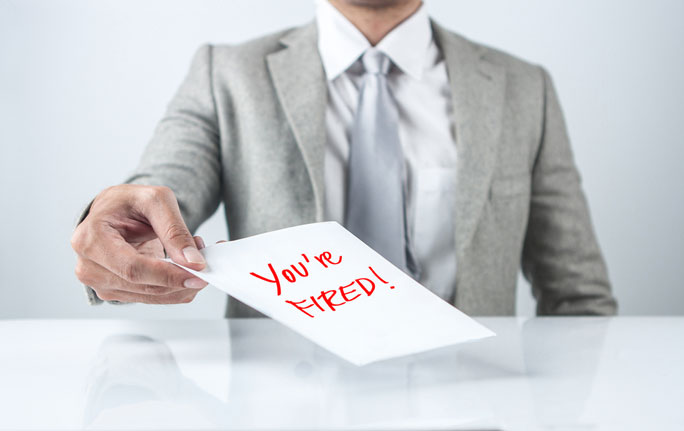 What to Do if You Are Fired as an Attorney from a Law Firm (or Worried You Are Going to Lose Your Job)