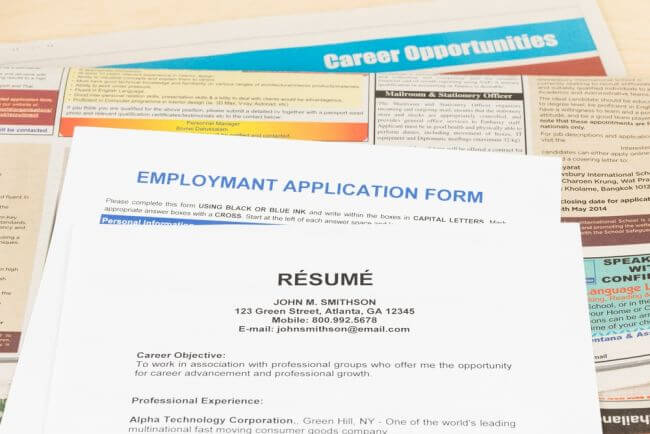 Where should education go on a lawyer's resume?
