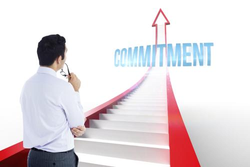 You need to show commitment in your career if you want to succeed in a law firm as an attorney.