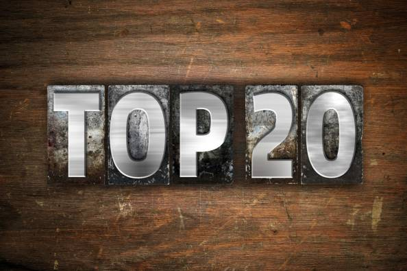 Read BCG Attorney Search's top 20 articles of 2016.