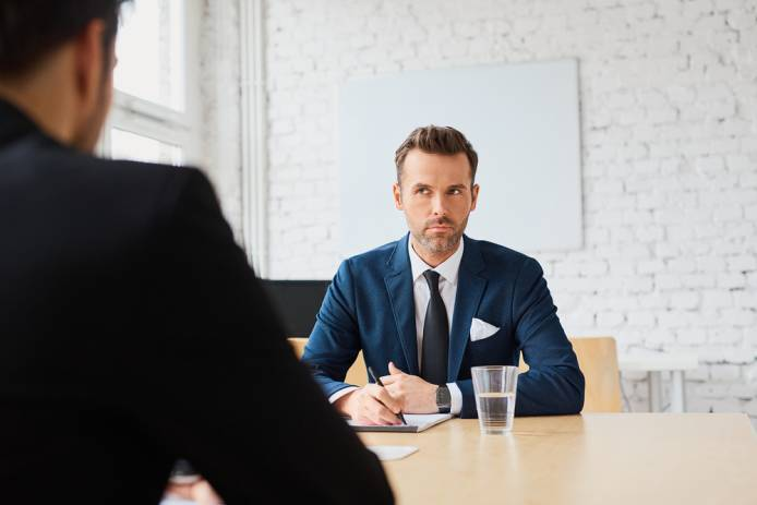 Be prepared for any law firm interview with this comprehensive list of job interview questions and answers.