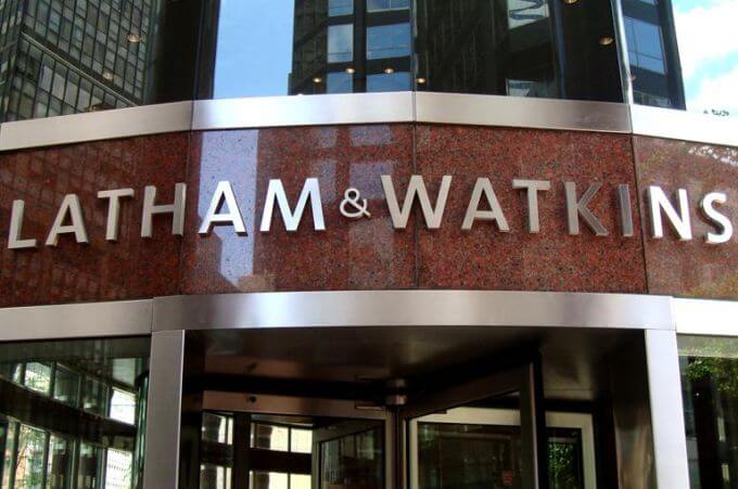 Latham & Watkins Opening Office in Century City