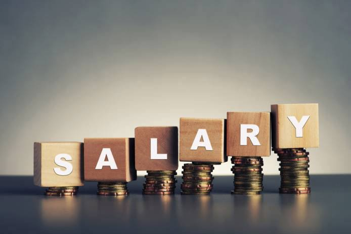 Learn how to answer salary questions from a law firm.