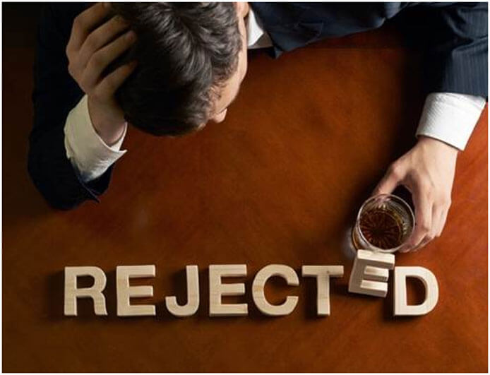 Rejection is just one of several deadly burdens attorneys face on an ongoing basis.