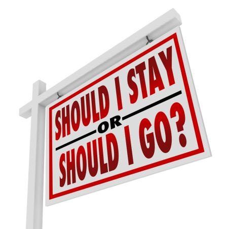 Should you stay at your current law firm or move to another one?