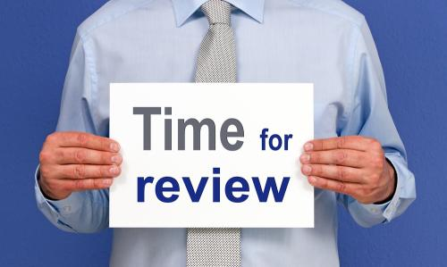 Time for a review? Learn more about law firm performance reviews in this guide.