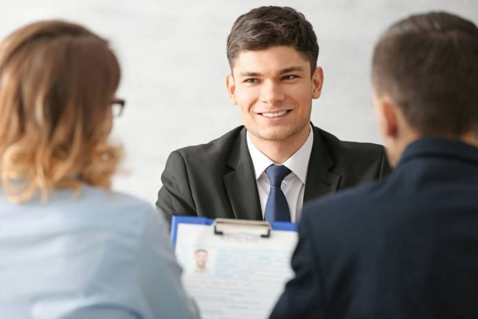 What does it mean when you don't hear from a law firm after your interview?